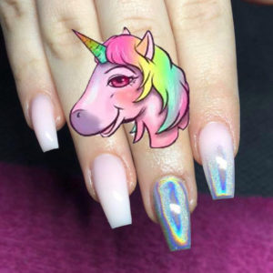 Chrome - Miroir - Holo