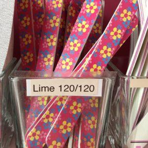 Lime Droit fleurs 120120