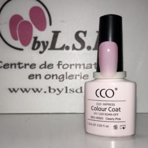 Vernis Permanent N°40523 Pink
