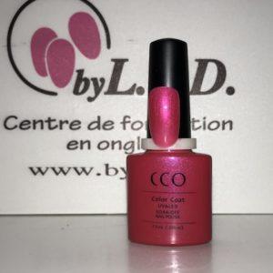Vernis Permanent N°01607 Pink