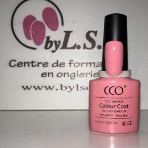 Vernis Permanent N°40511 Pink nude