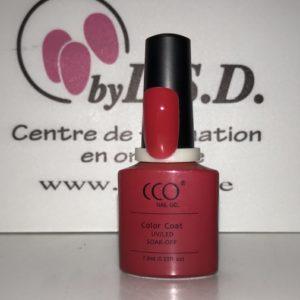 Vernis Permanent N°68006 Red