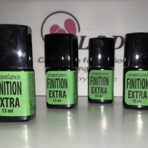 Finition Gloss extra extra brillant sans résidus