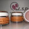 """FIBRE GLASS Construction 30 ml Transparent rosé """"EXTRA SOLIDE"""""""