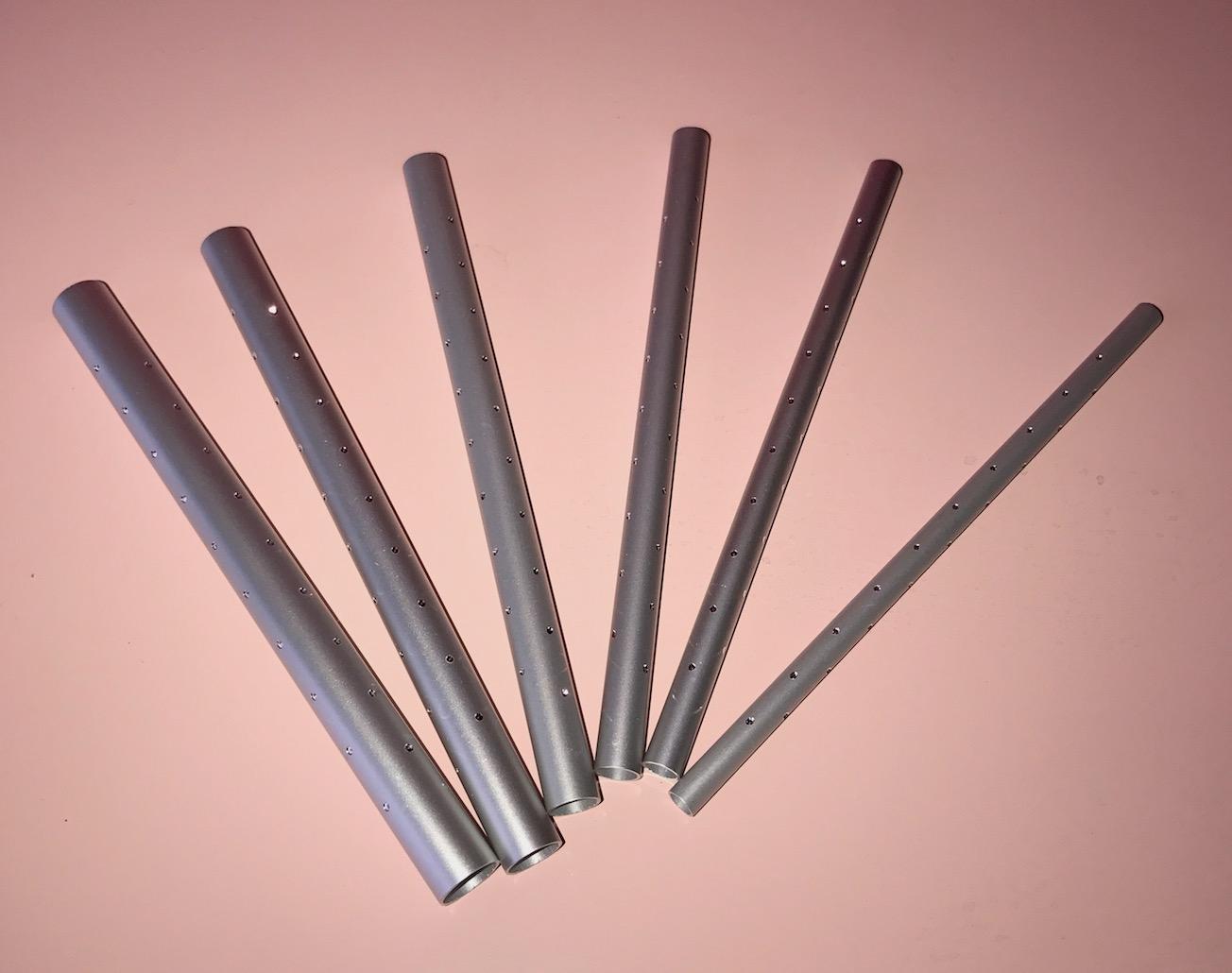 Sticks C-Curved Tubes en alu pour tracer une courbe C