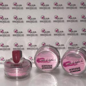 Acrylique de couleur Rose magenta
