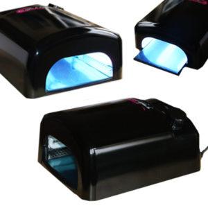 Lampe Noir + 4 néons Avec nouveaux Néons uv et LED